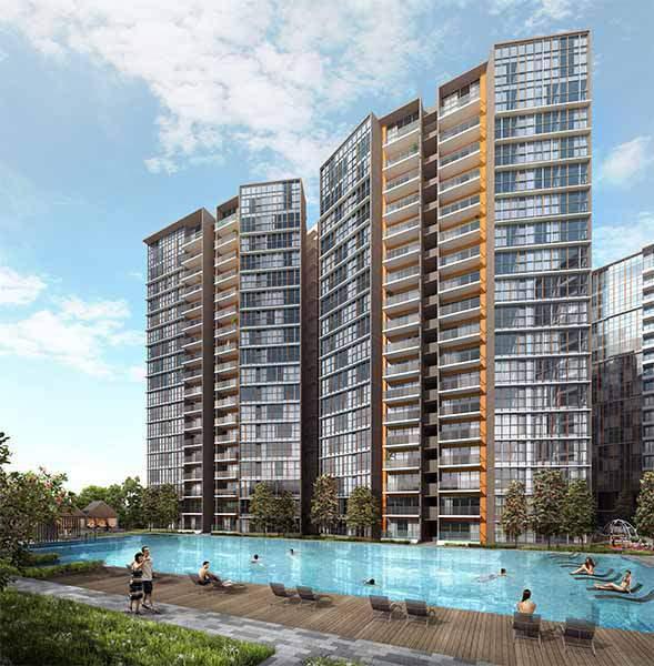 Northpark Residences: New Executive Condominium HDB EC & New Launch Condo Portal