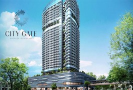 City Gate Condo at Beach Road
