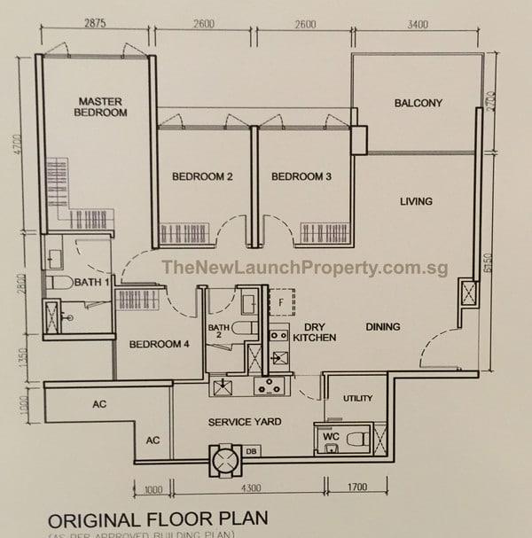 wandervale executive condominium