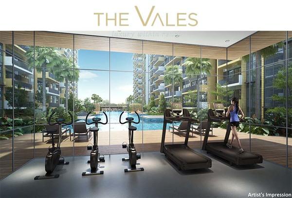 the vales executive condominium