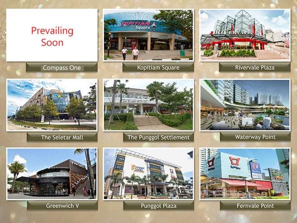 treasure crest ec nearby mall