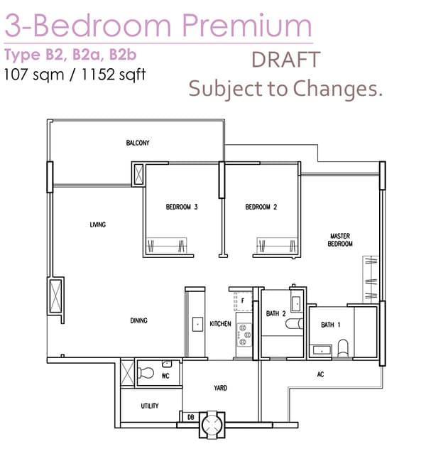 treasure crest ec floor plan b2