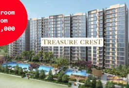 treasure crest ec for 677k