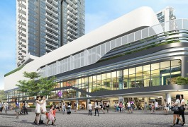 hillion residences mall