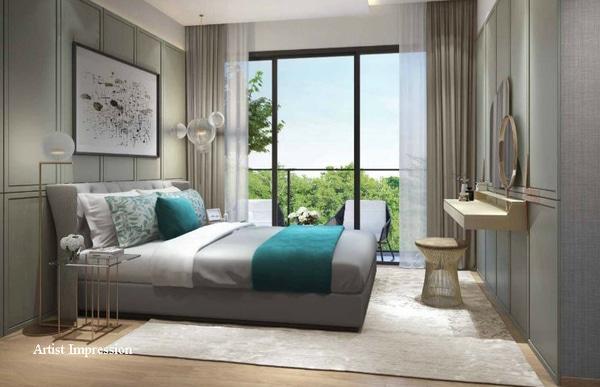 grandeur park residences floor plan