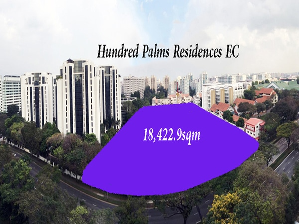 hundred palms residences ec