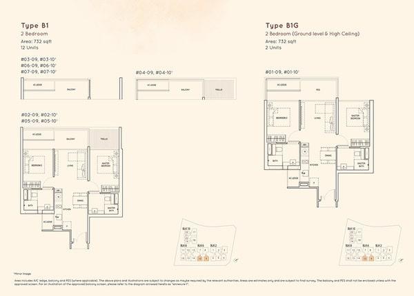 Kandis Residence Floor Plan B