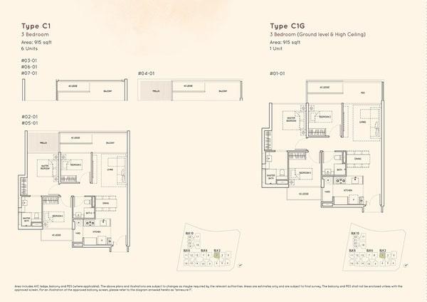Kandis Residence Floor Plan C