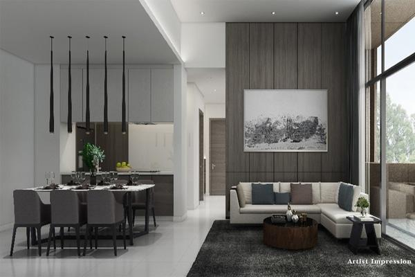 Kandis Residence Interiors