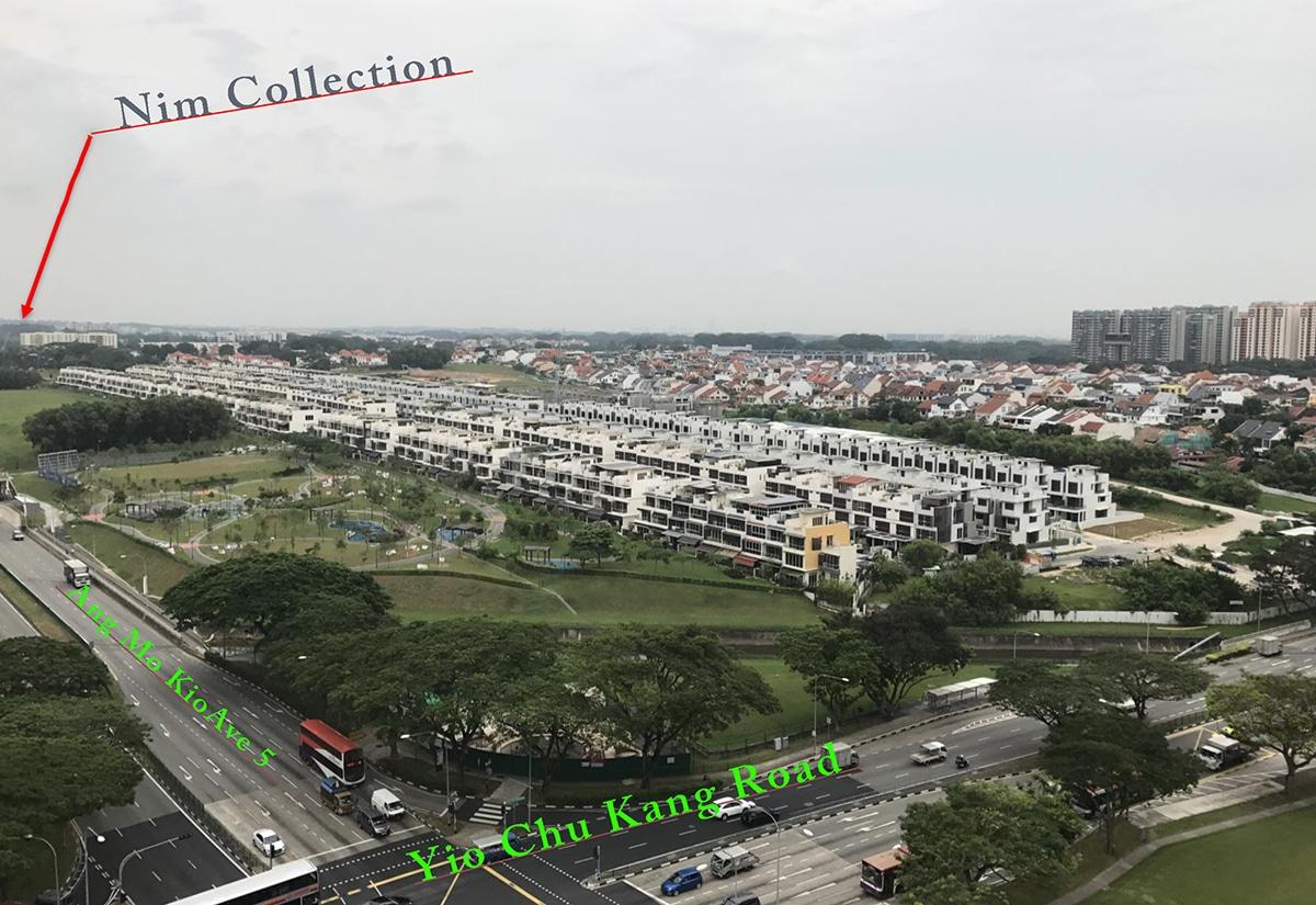 Nim Collection Location Map