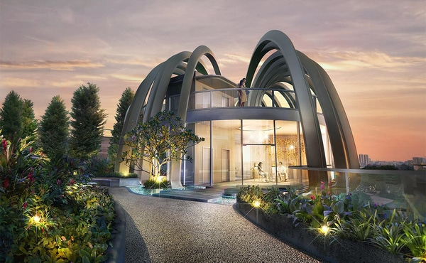 Stars of Kovan Luxurious Clubhouse