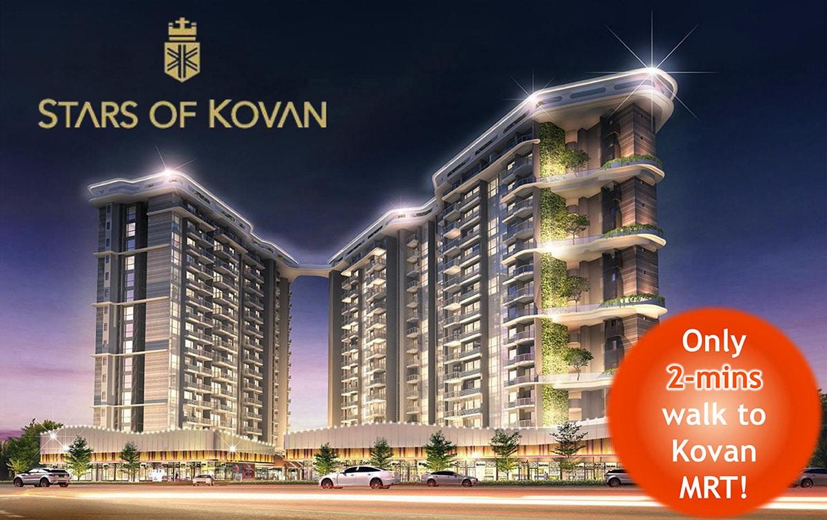 Stars of Kovan on Upper Serangoon Road