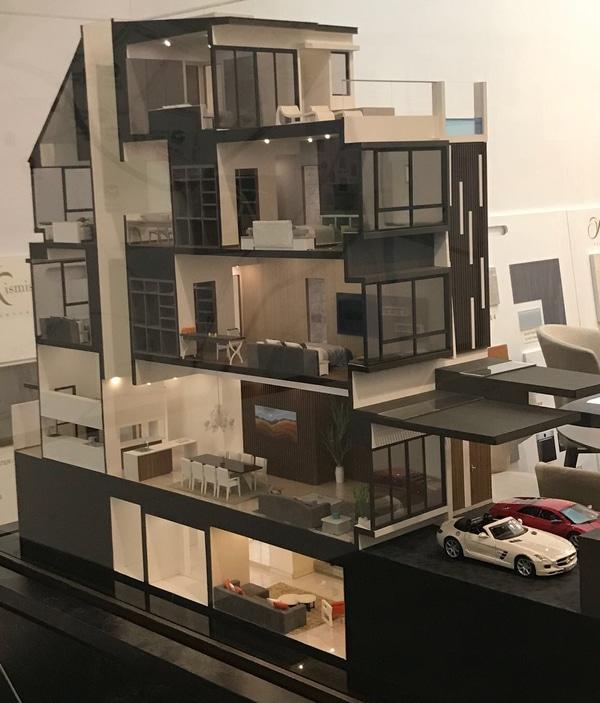 kismis residences TB series Inter- Terrace