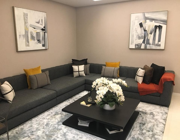 kismis residences entertainment room