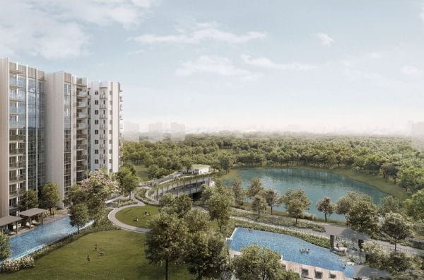 THE WOODLEIGH RESIDENCES PICTURESQUE VIEWS