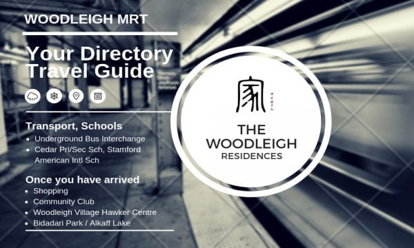 The Woodleigh Residences Home