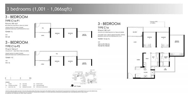 DAINTREE RESIDENCE FLOOR PLAN 3