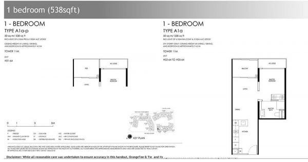Daintree Residence Floor Plan A