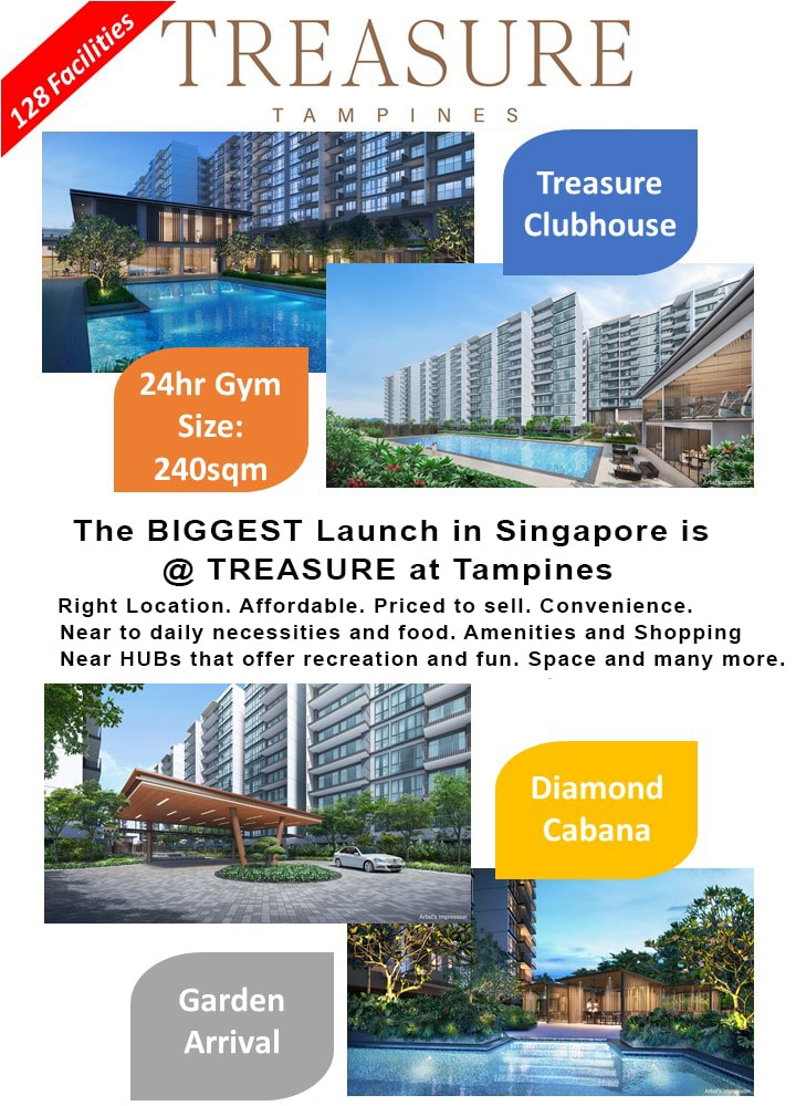 the biggest launch in Singapore