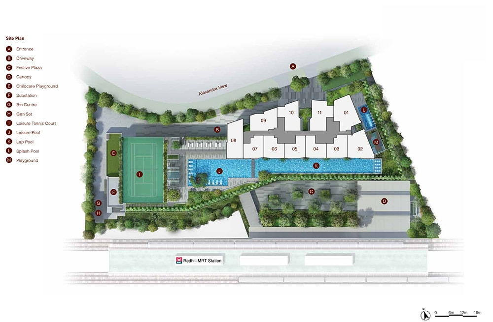 Artra location map and site plan-2