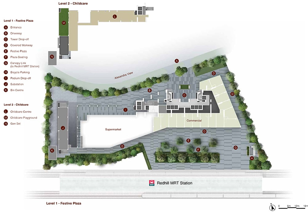Artra location map and site plan-3