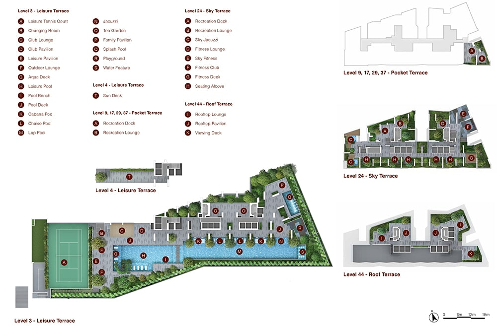 Artra location map and site plan-4