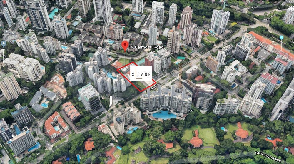 Sloane Residences Location