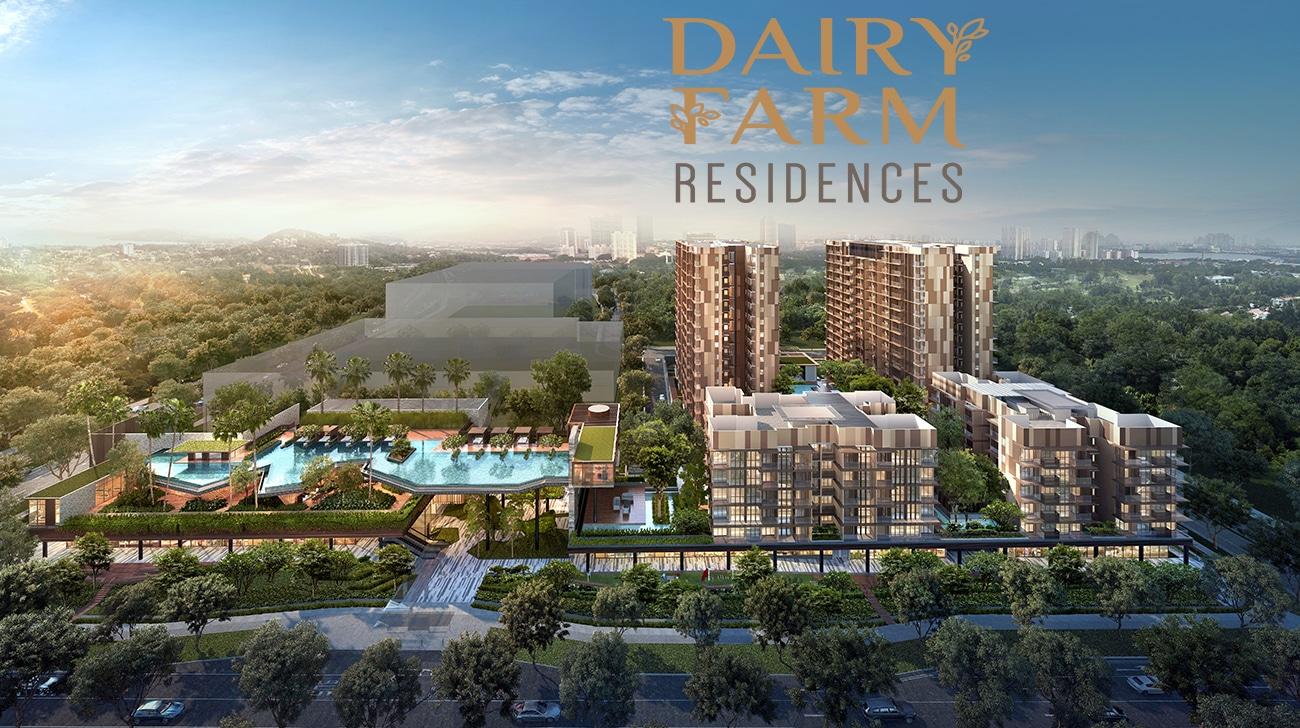 Dairy Farm Residences Condo