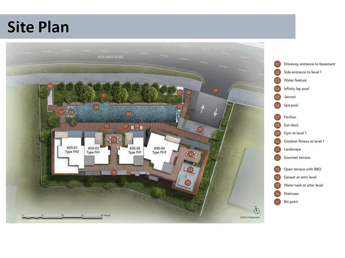 Mooi Residences Site Plan