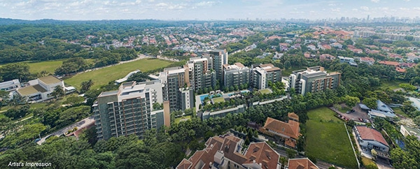 Fourth Avenue Residences Bukit Timah Collection