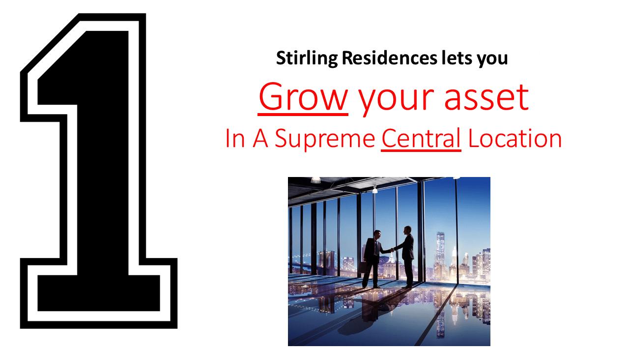 stirling residences 1
