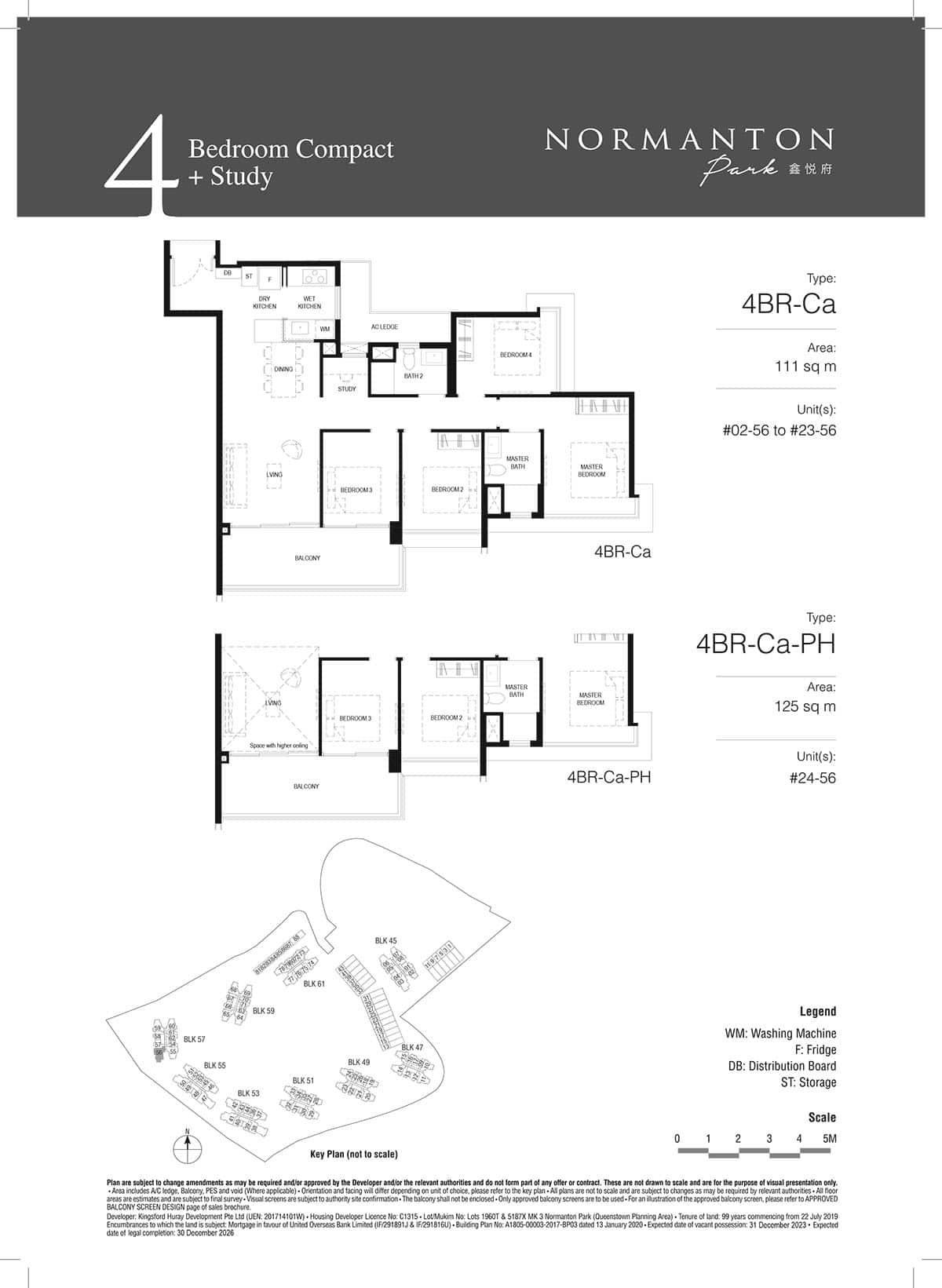 normanton park floor plan