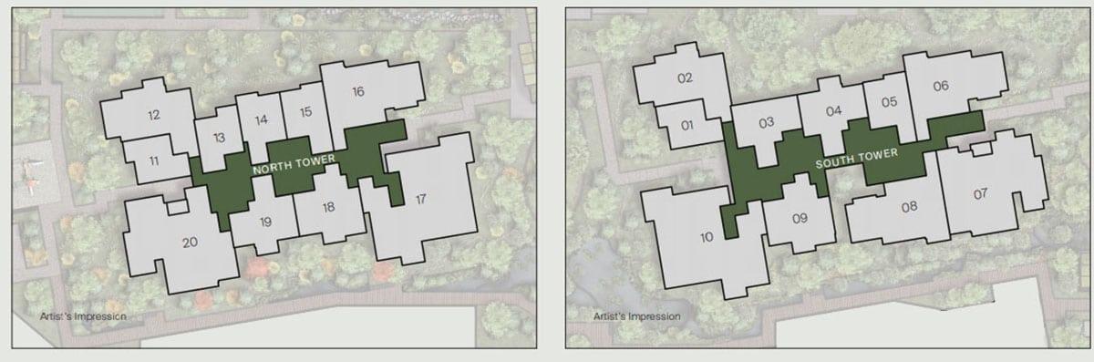 Midtown Modern Site Plan