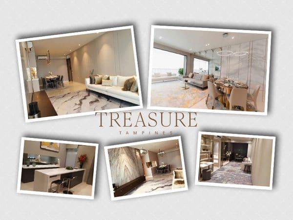 Treasure at Tampines Showflat
