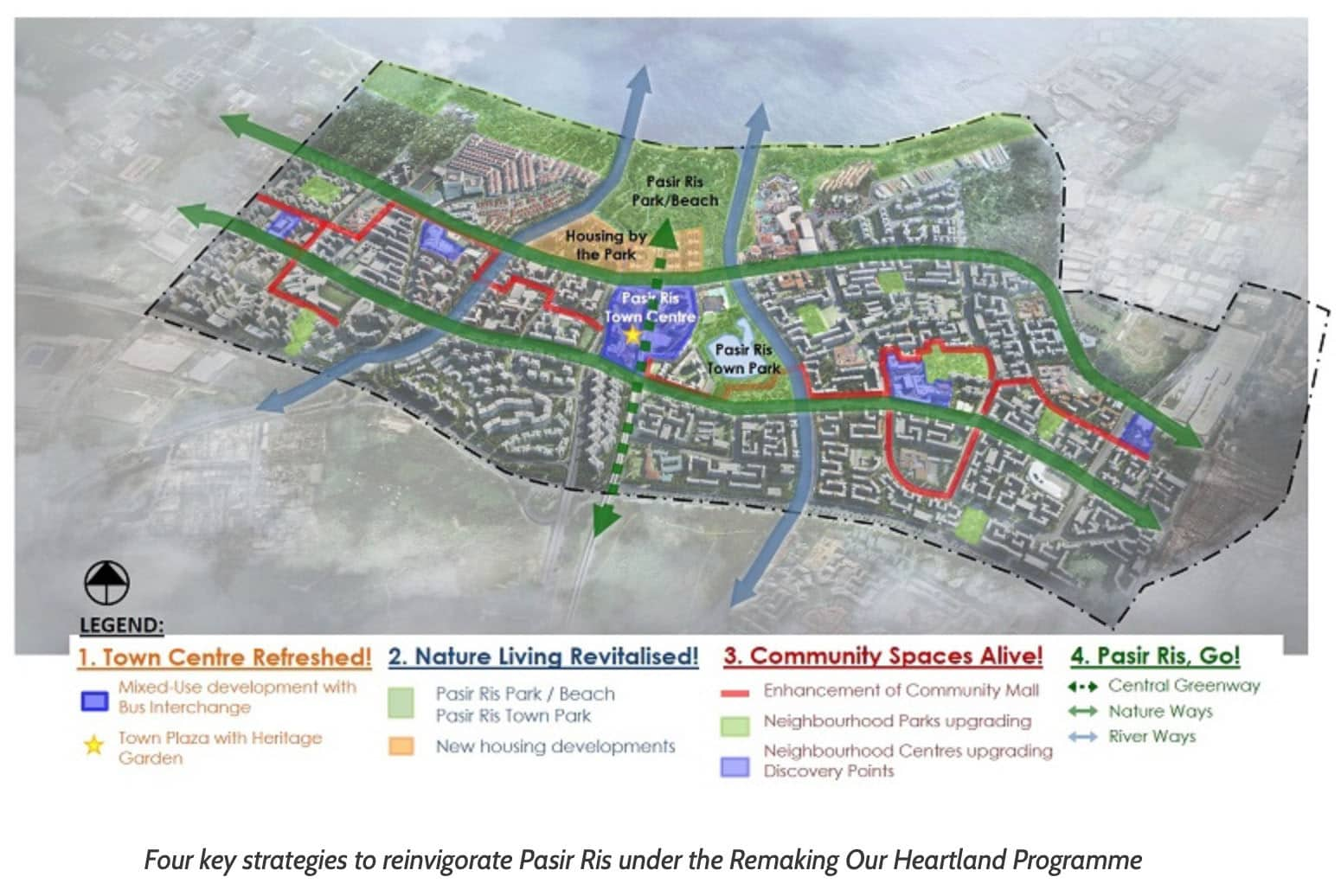 Pasir Ris 8 is part of remaking of our Pasir Ris heartland